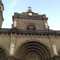Foto tirada no(a) Cathedral-Basilica of the Immaculate Conception of Manila (Manila Cathedral) por Ass P. em 12/22/2012