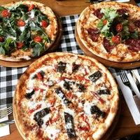9/9/2016 tarihinde AnadoluGuruziyaretçi tarafından Double Zero Pizzeria'de çekilen fotoğraf