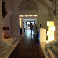 Foto tirada no(a) Hotel Hospes Palau de la Mar***** por Benoit V. em 7/15/2013