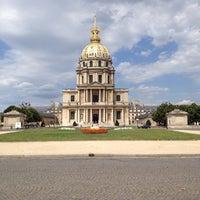 Das Foto wurde bei Tombeau de Napoléon von Diego S. am 7/25/2013 aufgenommen