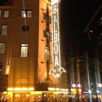 Photo prise au The Balboa Theatre par Meredith C. le11/6/2013