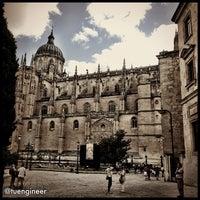 Foto tomada en Catedral de Salamanca por Moisés G. el 7/27/2013