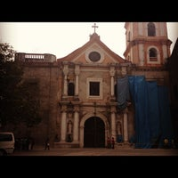11/28/2012 tarihinde Jazzie C.ziyaretçi tarafından San Agustin Church'de çekilen fotoğraf