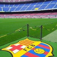 Foto tomada en Camp Nou por Karel M. el 4/28/2013