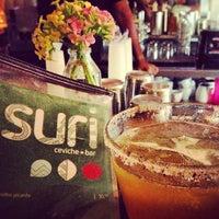 9/23/2012 tarihinde Evandro A.ziyaretçi tarafından Suri Ceviche Bar'de çekilen fotoğraf