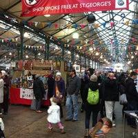Foto tomada en St George's Market por Gabor G. el 10/28/2012