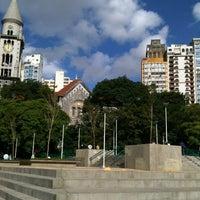 Das Foto wurde bei Praça Franklin Roosevelt von Rudy L. am 11/16/2012 aufgenommen