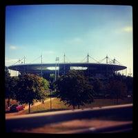 Foto diambil di Stade de France oleh [Q.] pada 9/15/2012