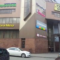 Снимок сделан в ТК «Озерки» пользователем Ruslan N. 10/13/2012