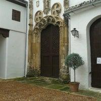 Foto tomada en Convento de Santa Clara por Salud el 11/4/2012