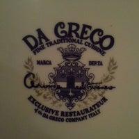 12/22/2012에 Toni B.님이 Da Greco에서 찍은 사진