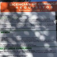 Módulo De Licencias San Javier Pachuca Hidalgo