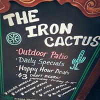 Das Foto wurde bei The Iron Cactus von Amber G. am 12/18/2012 aufgenommen