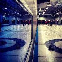 Снимок сделан в Московский кёрлинг-клуб / Moscow Curling Club пользователем Роман К. 2/22/2013