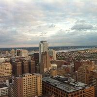 9/29/2012 tarihinde Sep @.ziyaretçi tarafından Loews Philadelphia Hotel'de çekilen fotoğraf