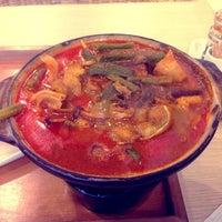 10/11/2012 tarihinde Vinn T.ziyaretçi tarafından New Curry House'de çekilen fotoğraf