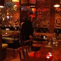 1/1/2013 tarihinde Diana J.ziyaretçi tarafından Mango Thai Tapas Bar'de çekilen fotoğraf