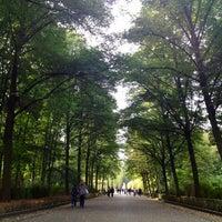 9/21/2012にRomaがTreptower Parkで撮った写真