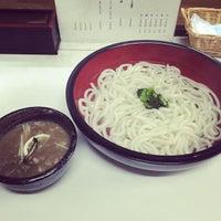 Foto tomada en つけ鴨うどん 鴨錦 千代田店 por Hiroshi T. el 10/5/2014