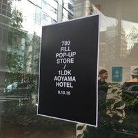 Das Foto wurde bei 1LDK AOYAMA HOTEL von rei k. am 9/10/2016 aufgenommen