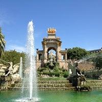 6/2/2013 tarihinde Alesia S.ziyaretçi tarafından Parc de la Ciutadella'de çekilen fotoğraf