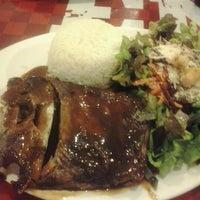 รูปภาพถ่ายที่ Enzo SteakHouse โดย Guilherme P. เมื่อ 10/9/2012