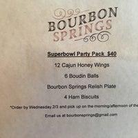 Foto tomada en Bourbon Springs por Doug T. el 2/6/2016