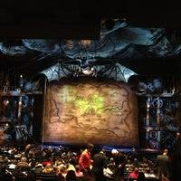 Foto tomada en Teatro Gershwin por Colette Q. el 2/8/2013