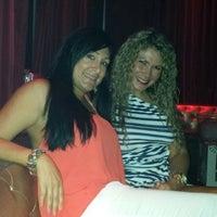 Das Foto wurde bei Spazio Nightclub von Consuelo🦋 am 7/14/2013 aufgenommen