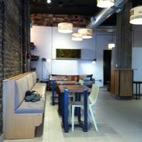 Снимок сделан в Sol Café пользователем Daved D. 12/18/2012
