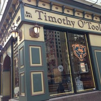 Foto tirada no(a) Timothy O'Toole's Chicago por Chris J. em 10/27/2012