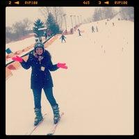 Foto tirada no(a) Chicopee Ski & Summer Resort por Alessandra O. em 1/25/2013