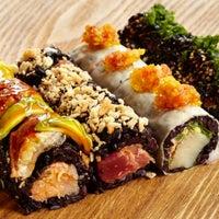 Foto tomada en Union Sushi + Barbeque Bar por Union Sushi + Barbeque Bar el 9/10/2013