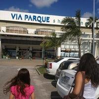 รูปภาพถ่ายที่ Via Parque Shopping โดย Solange R. เมื่อ 1/19/2013