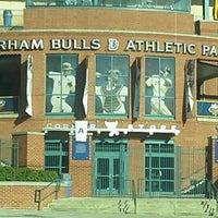 11/3/2012にRachael Z.がDurham Bulls Athletic Parkで撮った写真