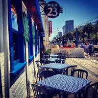 5/1/2013にMaximilianがPier 23 Cafeで撮った写真