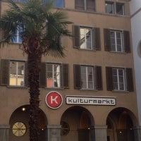Foto tirada no(a) Kulturmarkt por Claudia S. em 1/17/2014