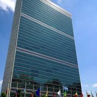 Das Foto wurde bei Vereinte Nationen von Daniel Costa d. am 7/19/2013 aufgenommen