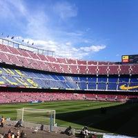 Foto tomada en Camp Nou por Ruben I. el 6/1/2013
