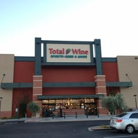 Photo taken at Total Wine & More by Synthetico on 11/26/2012
