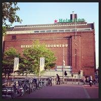 7/5/2013 tarihinde Алексейziyaretçi tarafından Heineken Experience'de çekilen fotoğraf