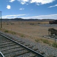 Photo taken at Golden Spike National Historic Site by Pruden R. on 9/13/2018