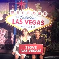 Photo prise au Madame Tussauds Las Vegas par Penny G. le5/6/2013