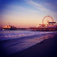 Foto tomada en Boardwalk - Santa Monica Beach por Raissa el 6/12/2013