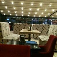11/21/2012 tarihinde Recep G.ziyaretçi tarafından Mavi Haliç Cafe'de çekilen fotoğraf
