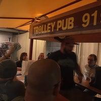 Photo prise au Trolley Pub par Beci M. le10/23/2015