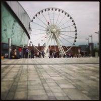 Das Foto wurde bei M&S Bank Arena Liverpool von Richard T. am 6/21/2013 aufgenommen