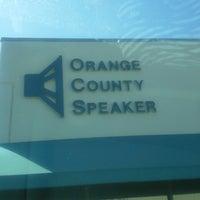 Orange County Speaker, Inc. - 9 Mariners Way