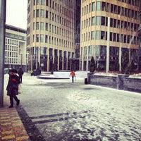 Снимок сделан в Заставный переулок пользователем Vladimir M. 2/3/2013