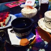 Снимок сделан в Caffe Aroma Ksa пользователем Anwar 1/5/2014